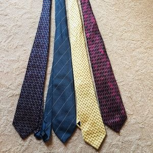Jos A Bank, Nautica Tie Bundle